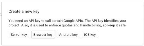 Domus Organizer manual :: Google Maps API key
